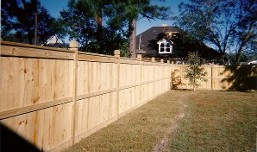 Wood Fencing, Chain-Link Fencing in Ocean Springs, MS